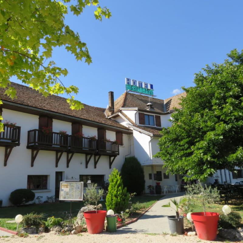 Hôtel Restaurant Le Traîneau