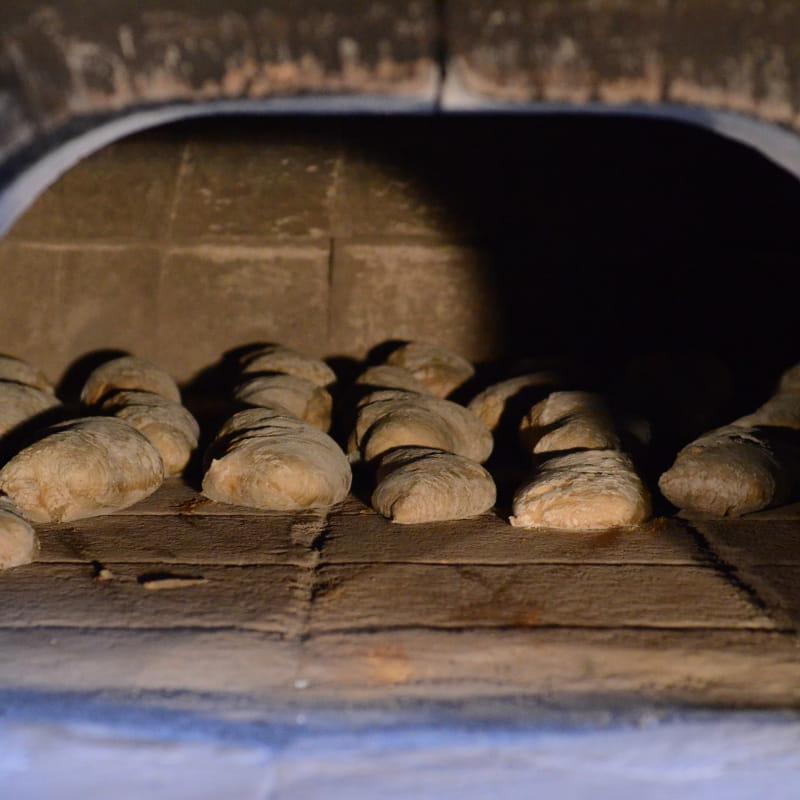 Cuisson des pains