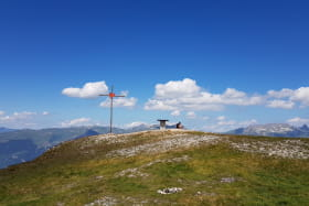 Itinéraire de randonnée : Le Mont Saint Jacques