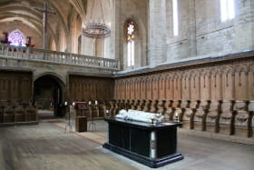 Eglise St-Robert_La Chaise-Dieu