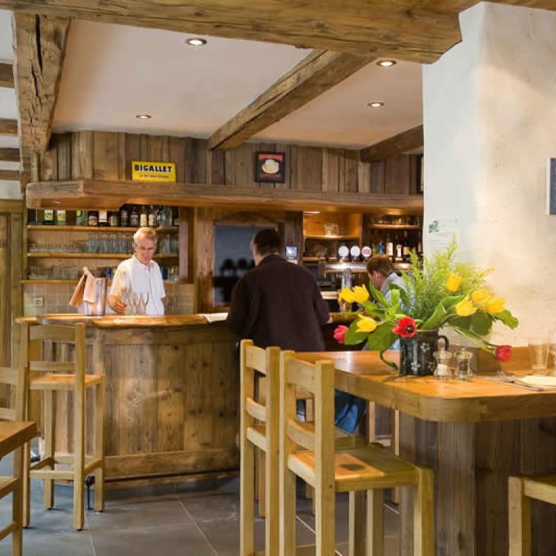 Bar La Croix St Maurice