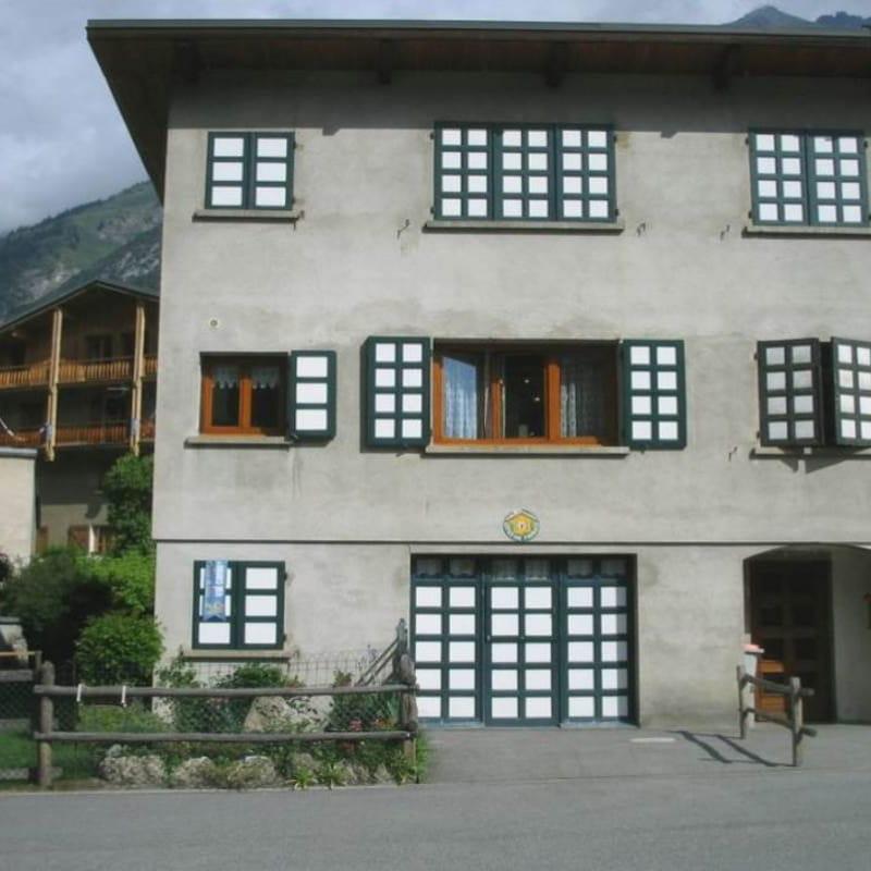 appartement façade