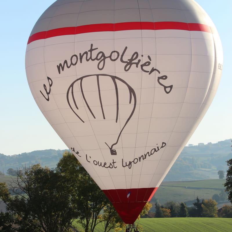 Les Montgolfières de l'Ouest Lyonnais