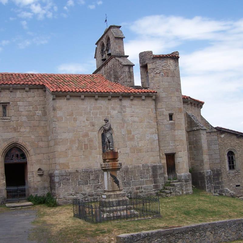 Eglise saint-Pierre -Malvières