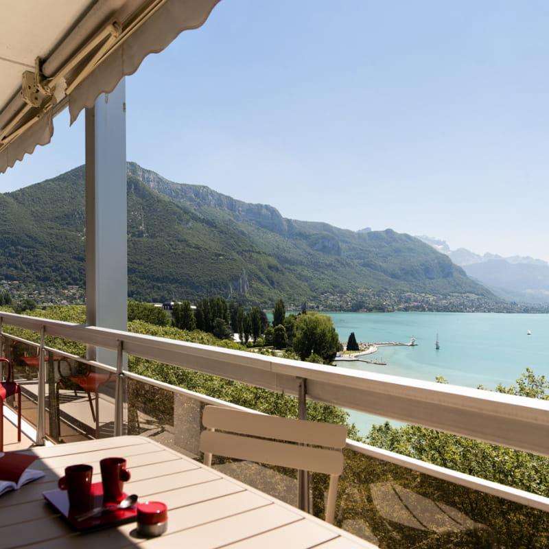 Appartement d'Exception - Annecy face au lac