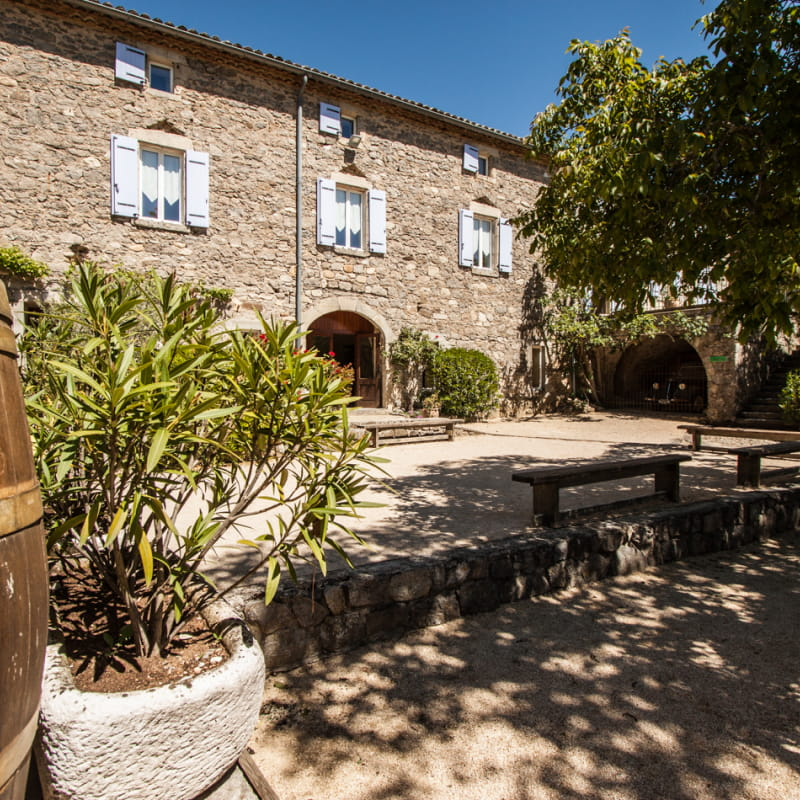 Place du village Restaurant La clé des champs