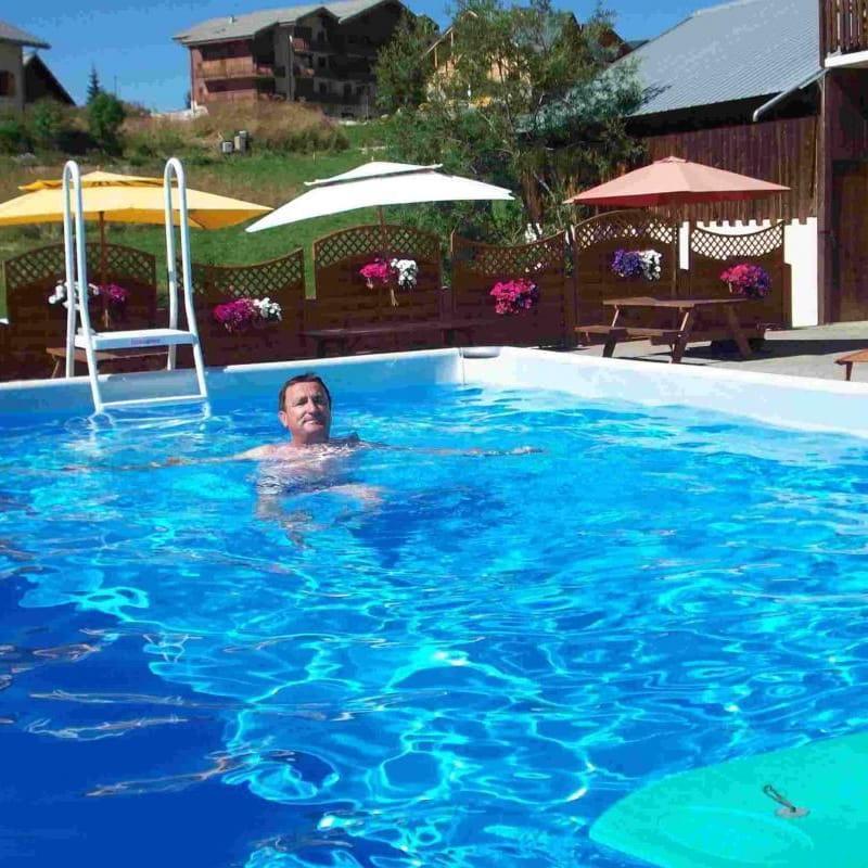 Talapet piscine d'été