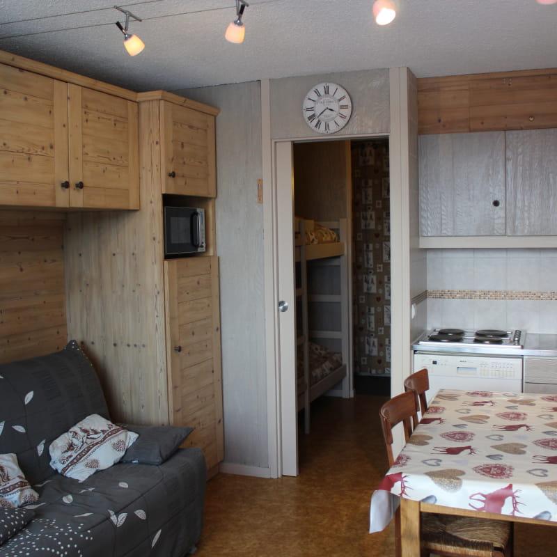 Les Pralyssimes - 21 m² - n°413