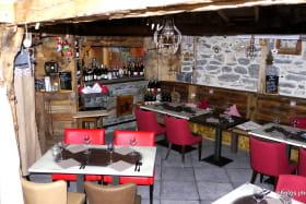 à Val-Cenis Lanslevillard, restaurant l'Estanco