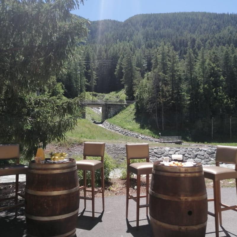 Crêperie Alpazur à Val Cenis Lanslebourg