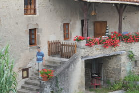 Chez Marie - Terrasse