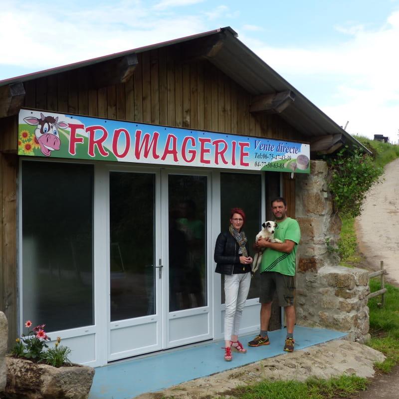 Fromagerie - Chez Laure & Patrick