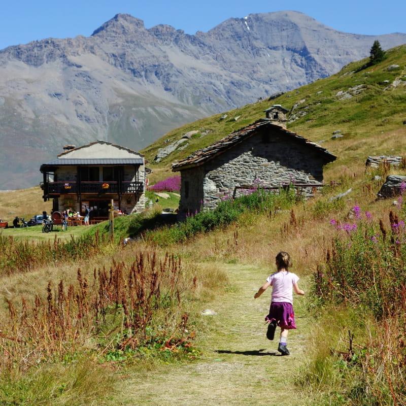 Refuge du Petit Mont-Cenis à Val Cenis Bramans