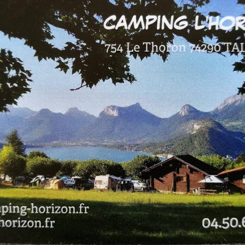 Camping L'Horizon
