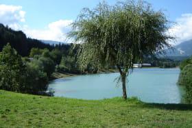 Plan d'eau de pêche