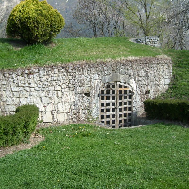 poudrière-ancien Fort de Montmélian