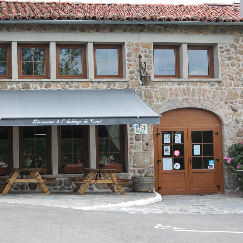 Auberge de Conol