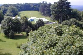 vue sur le parc de 11 ha