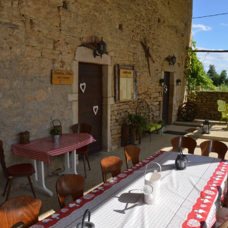 Gîte du Moulin du Fay