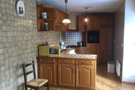Gîte Mme Haon Dany - appartement 4/5 pers