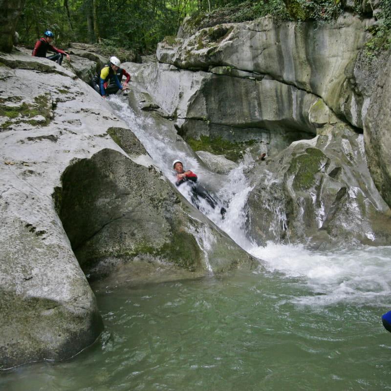Sortie Canyoning  et découverte des canyons des environs