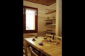 Chalet l'Hermine - La Toussuire - Savoie - salon - séjour