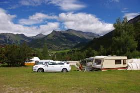 Vue sur le Parc National de la Vanoise