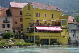 Hôtel Restaurant Au fil de l'Eau