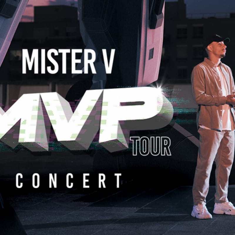 Mister V - MVP Tour - Annulé