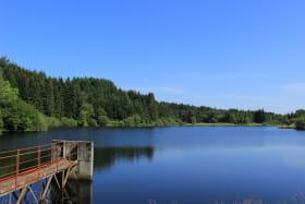 Plan d'eau de Leignecq