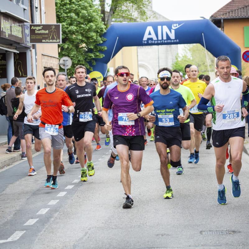 Marathon Bresse Dombes