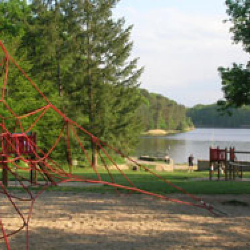 Base de loisirs de l'étang de Saint-Bonnet-Tronçais