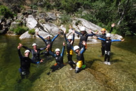 Canyon 1/2 Day Family - GECCO Aventure