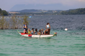 Votre événement : dragon boat