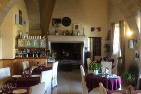 Salle de restaurant - La Malle Poste