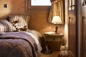 CGH Résidences & Spas Les Granges du Soleil - Bedroom