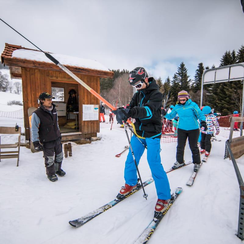 Parc d'activité de Montagne de Prabouré - Station de ski alpin