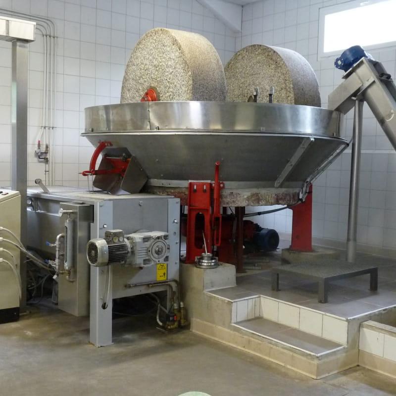 Moulin à huile d'olive Froment