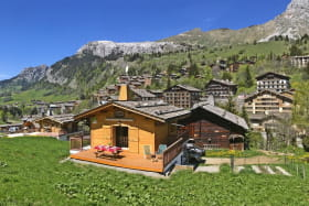Chalet Le Soly
