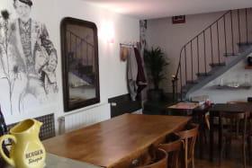 Restaurant - En attendant Louise - Ménétrol