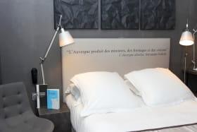 Chambre - Best western plus hôtel littéraire Alexandre Vialatte
