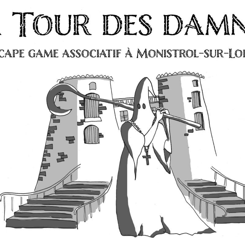 Escape game au château des Êvêques - La Tour des damnés