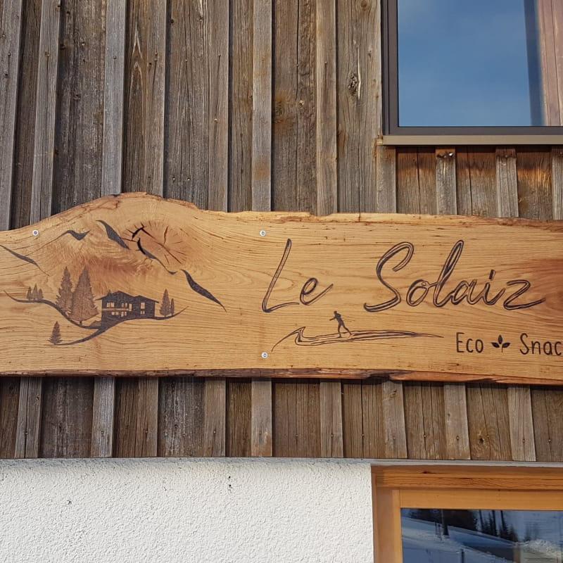 Snack Le Solaiz