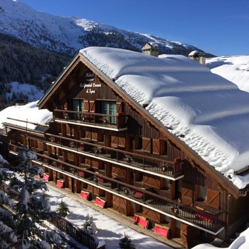 Hôtel le Grand Coeur & Spa