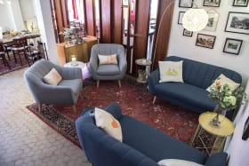 Salon de l'hôtel