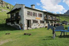 Refuge du Petit Mont-Cenis à Val-Cenis Bramans