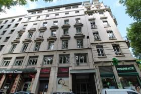 Meublé City Break à Lyon 3° - rue Duguesclin - proche Saxe-Gambetta : l'immeuble.