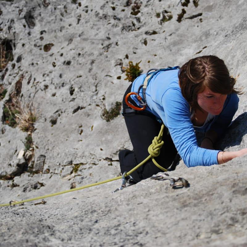 L'escalade avec Terra Nova
