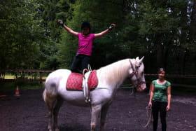 Stage de poney