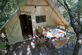 Camping Naturiste la Plage des Templiers